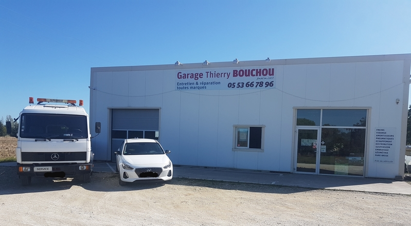 Garagistes : Garage Bouchou